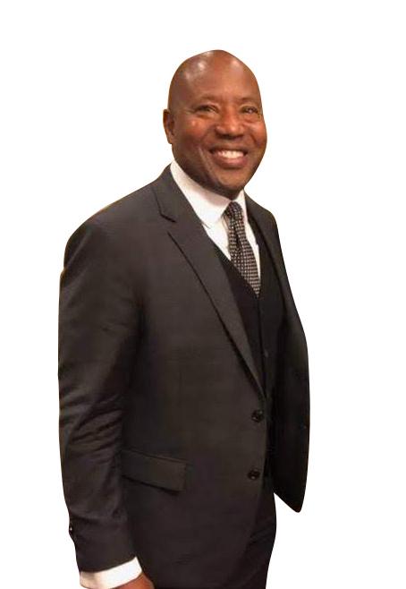 Cedric Jones, Chief Consultant for Community Amenity Management
