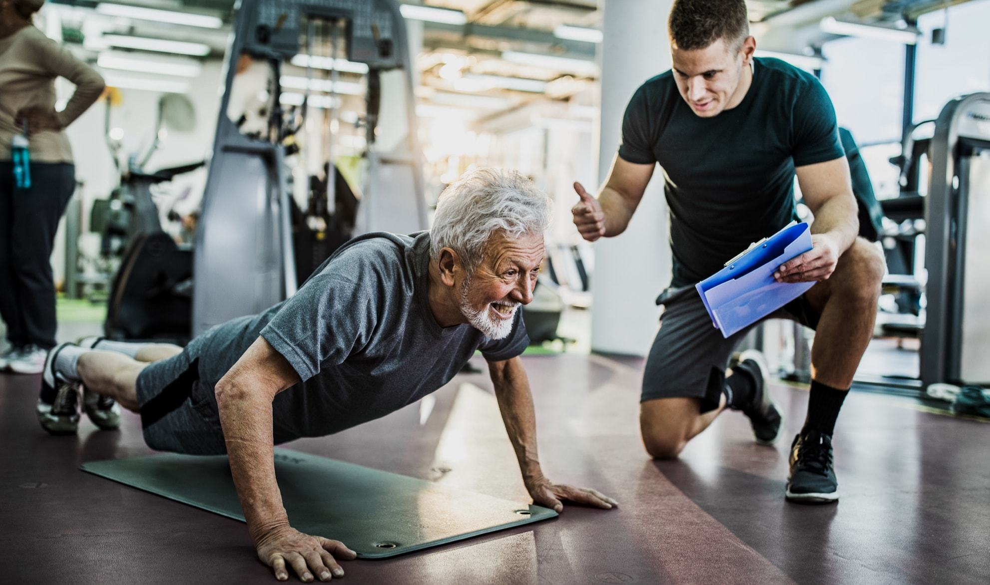 What Does a Fitness Consultant Do?